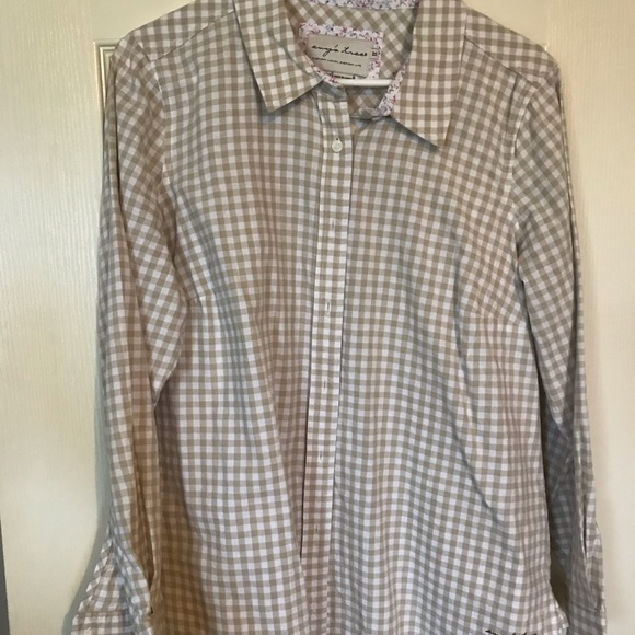 Evy's Tree Tops - Evy's Tree gingham shirt